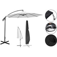 £7.99 instead of £39.99 (from Blu Fish) for an extra-large waterproof parasol cover - save 80% - Fish Gifts