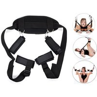 Image of £8.99 instead of £46.04 (from Fifty Shades of Lust) for a sexual position harness with cuffs - save 80%