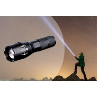 £5.99 instead of £37 (from Object Products) for a military style torch - save up to 84% - Military Gifts