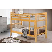 £139 instead of £299 (from RightDeals) for a kids wooden bunk bed – save 54%. - Wooden Gifts