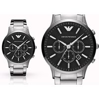 Time to check out this Mens Emporio Armani AR2460 stainless steel watch deal! - Cheap Gifts