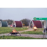 £49 (at Stanley Villa Farm Camping) for a two-night glamping stay for a family of up to four - save up to 58% - Camping Gifts