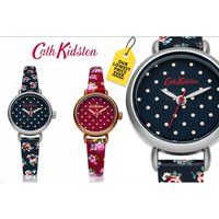 £24.99 instead of £61.01 (from Brand Arena) for a Cath Kidston watch - choose from two colours and save 59% - Cath Kidston Gifts