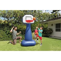 £24 instead of £75 (from Object Products) for a 2m inflatable basketball hoop with two balls - save 68% - Basketball Gifts