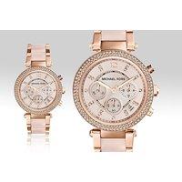 a Michael Kors MK5896 ladies' watch - save 60%