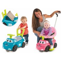 £39 instead of £55.99 (from Simba Smoby Toys) for a Smoby 4-in-1 ride on car and rocker – choose between two colours and save 30% - Smoby Gifts
