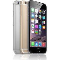 a 16GB iPhone 6, or £124 for a 64GB model - choose from three colours and save up to 72%