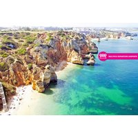 From £119pp (from Crystal Travel) for a three-night all-inclusive Algarve getaway with return flights, a five-night stay from £1