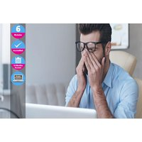 £16 insteald of £299 (from New Skills Academy) for a dangers of sleep deprivation or healthy eating at work course, or £29 for a healthy working life bundle - save up to 95% - Working Gifts