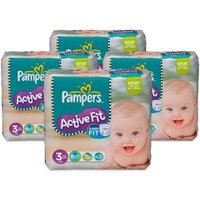 £11.99 (from Some More) for a pack of 116 Pampers Active Fit nappies! - Active Gifts