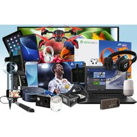 £9.99 (from Brand Arena) for a mystery electronics deal - Samsung, Sony, Lenovo, JVC, Veho, Google, Goji, Dr Dre and more! - Sony Gifts