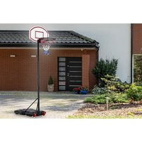 £39 instead of £146.63 (from Who Needs Shops) for a freestanding adjustable basketball hoop post - save 73% - Basketball Gifts