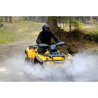 £34 for a quad biking experience for one person, or £66 for two people at Lea Marston Events, Birmingham - Quad Biking Gifts