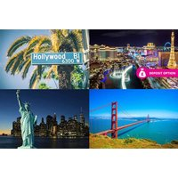 From £849pp (from Weekender Breaks) for a 10-night America getaway with return flights, or pay a £199pp deposit today - save up to 53% - America Gifts