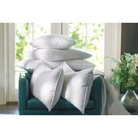 Get your head down on four Luxury Duck Feather Hotel Quality Pillows - Quality Gifts