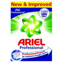 £21.99 instead of £49.99 for 110 wash Ariel laundry powder from Global Merchant Support  - save 56%