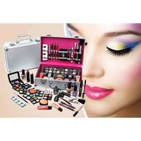 £17.99 instead of £39.99 for a 60pc Urban Beauty makeup set from Ckent Ltd - save 55% - Makeup Gifts