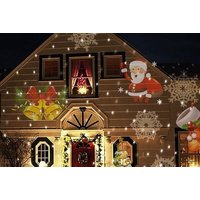 a Christmas laser projector  save 72%