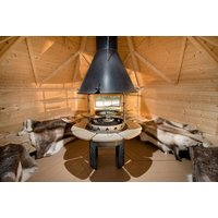 two nights of glamping in a BBQ hut for a family of up to four, or £169 for four nights - save up to 56%
