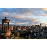 £69 (at Edinburgh Thistle Hotel) for an overnight stay for two people with continental breakfast, or from £129 for two nights wi