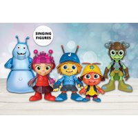 £34.99 (from Trojan Electronics) for a five-piece Beat Bugs Hijinx Alive singing figures bundle - Singing Gifts