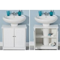 a bathroom storage set  choose from five designs and save up to 53%