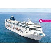 an sevennight fullboard Mediterranean cruise with an overnight Marseille hotel stay and return flights  save up to 20%