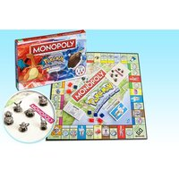 £24.99 instead of £46 (from Bubble Bedding) for a Pokemon Monopoly board game - gotta catch 'em all and save 46% - Pokemon Gifts