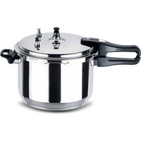 a 3L aluminium pressure cooker, or £18.99 for a 7L aluminium pressure cooker, or £24.99 for an 11L aluminium pressure cooker save up to 72%