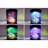 £12.99 instead of £39.99 (from Groundlevel) for a colour-changing jellyfish lamp, or £24.99 for two lamps - save up to 68%