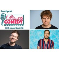 £29pp (from Pontins) for a two-night adult-only Ultimate Comedy Weekend self-catered apartment stay with late check-out – performances from Josh Widdicombe, Ian Stirling, Chris Ramsey and more - save up to 63% - Laughing Gifts