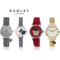 From £24.99 (from Brand Arena) for a ladies Radley watch - choose from 20 designs and save up to 65% - Radley Gifts