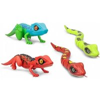 £12.99 instead of £35.99 for a robotic lizard lurker or snake available in blue, red or green from Ckent Ltd - save 64% - Snake Gifts