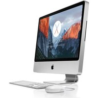 "20"" Apple iMac Intel Core 2 Duo 4GB RAM 250GB HDD desktop - save 78%"