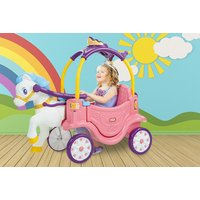 £81 instead of £125 (from Trojan Electronics) for a Little Tikes princess horse and carriage –save 35% - Little Tikes Gifts
