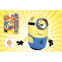 £12 (from Bladez Toys) for a Fluffy, Mel, Tom or Kevin Despicable Me inflatable remote control toy - save up to 69% - Despicable Me Gifts