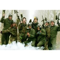From £5 for paintball for five or 10 players (£9) & light lunch at 100+ locations from Bedlam Paintball - save up to 93% - Paintball Gifts
