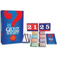 £10.99 instead of £21.99 (from Cheatwell Games) for a Quiz Night trivia card game - save 50%