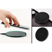 Have the power with USB Qi wireless charger - select from two colours! - Usb Gifts