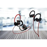 £7.99 (from Wow What Who) for a pair of Bluetooth waterproof sports IPX7 earphones - Earphones Gifts