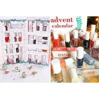 £33.99 instead of £75 (from TigerZilla) for an Essie nail varnish advent calendar - save 55% - Nail Varnish Gifts