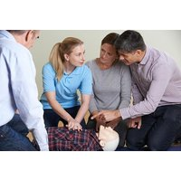 £39 instead of £80 for an emergency first aid at work training course from Wiseheart College Ltd - save 51% - College Gifts