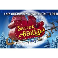 £12 instead of £17.50 for an adult ticket to see Secret Santa: The Frost Files with an ice cream, or £14 for a child's ticket with ice cream plus a visit to Santa's Grotto before the show at Royal Hippodrome Theatre, Eastbourne - save up to 31% - Secret Santa Gifts