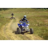 £24 for a five-mile quad biking experience for one person, or £44 for two people with H.A. Quads, Kent - save up to 40% - Quad Biking Gifts