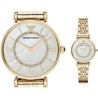 £119 instead of £250 (from Cheap Designer Watches) for a ladies' AR1907 gold Emporio Armani watch - save 51% - Cheap Gifts