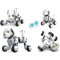 £29 instead of £89.99 (from Wow What Who) for an interactive robot dog with remote control - choose between two colours and save 68% - Remote Control Gifts