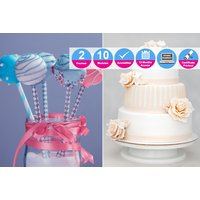 £16 instead of £198 (from Trendimi) for a two-course baking bundle - save 92% - Wowcher Gifts