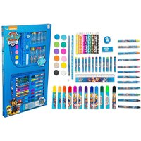 £6.99 instead of £37 (from Direct2publik) for a Paw Patrol 68 piece colouring drawing set - save 81% - Drawing Gifts