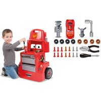 £34 instead of £69.99 (from Simba Smoby Toys) for a Cars 3 Mack Truck DIY work bench - save 51% - Smoby Gifts