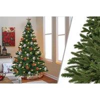 a six foot Christmas tree with storage bag  save 74%